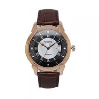 Wholesale Sapphire Glass Automatic Luxury Stainless Steel Watch With Pin Buckle , Round Shape Case from china suppliers