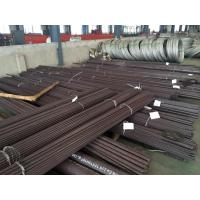 Wholesale Black Surface Stainless Steel Bar , Grade F321 / 316l Flat Steel Bar from china suppliers