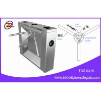 Buy cheap Automatic tripod gate / RFID card tripod turnstile with software management from wholesalers
