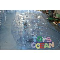 Wholesale Colorful Portable  Inflatable Bumper Soccoer Ball Commercial For Children from china suppliers