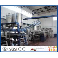 Wholesale 50T/H Mango Processing Unit Mango Processing Line With Drum Filling Machine from china suppliers