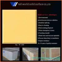 Buy cheap Composite Acrylic Solid Surface Sheet/Slab from wholesalers