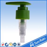 Wholesale Colorful plastic 24/410 lotion pump soap dispenser used for cleansing water from china suppliers