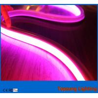Wholesale wholesale 120leds/m square 24v purple neon flex ip67 for building from china suppliers