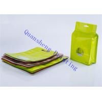 Wholesale Waterproof Zipper Storage Bags For Dried Fruits / Nuts / Snacks Packaging from china suppliers