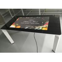 Wholesale 43 Inch Coffee Table Capacitive Touch Display Interactive Touch Table from china suppliers