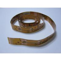 Wholesale Single Sided Flexible Printed Circuit Design 0.5 OZ Copper With Acrylic Adhesive from china suppliers