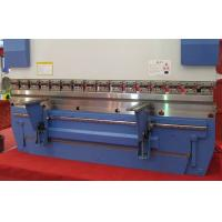 Wholesale High Efficiency CNC Hydraulic  3mm 100 Ton Press Brake & Bending Machine from china suppliers