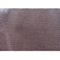 Wholesale 1.38m Width Faux Perforated Leather Fabric For Shoes Bags Clothing from china suppliers