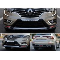 Wholesale Renault New Koleos 2017 Safe Decoration Parts Front Bumper Guard and Rear Protection Bar from china suppliers
