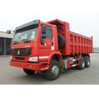 Wholesale Sinotruk Howo Heavy Duty 6*4 25-30ton Tipper Truck with HYVA System from china suppliers