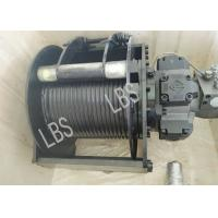 Buy cheap Export Hydraulic Crane Winch with 4 Ton Maximum Traction Force from wholesalers