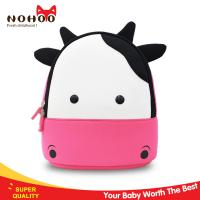 Wholesale Lovely Preschool Animal Backpacks For Girls Cow Style OEM / ODM Available from china suppliers
