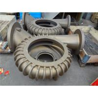Wholesale Bronze sand casting pump body water pump housing ASTM , GB , DIN , EN from china suppliers
