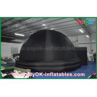 Wholesale Customized Size Mini Mobile Planetarium Projection Inflatable Dome Cinema Tent from china suppliers