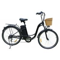 Wholesale Large 26'' City 36v e bike ,  Lead-acid Battery Powered Bicycle For Adults from china suppliers