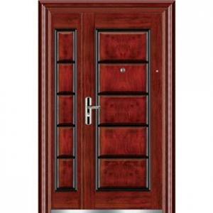 Wholesale Nice Design Steel Security Door from china suppliers