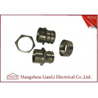 Wholesale 3 Pieces Swivel Adaptor Flexible Conduit Adaptor Inside For PVC Coated Conduit from china suppliers