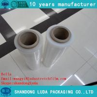 Wholesale stretch film lldpe stretch film pallet stretch film 500M length cling wrap film from china suppliers