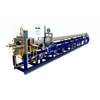Wholesale Welded Metal Bellows Pipe Production Line , Flexible Tube Making Machine Shower Hose from china suppliers