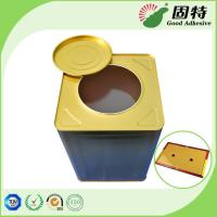 Wholesale Semi Transparent Solid  Hot Melt Glue , Rat Glue Boards Hot Melt Adhesive from china suppliers