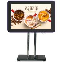Wholesale Restaurant Digital Menu Boards Touch Screen LCD Display Built In Stero Speakers from china suppliers