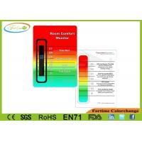 Wholesale Household Eco Room Thermometer Card Color - Changing Durable from china suppliers