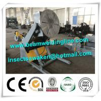 Quality Hydraulic Lifting Type Table Top Welding Positioners with elevating function for sale