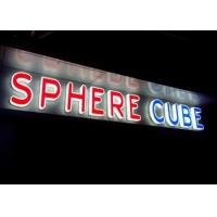 Wholesale 3D LED Lighted Channel Letter Signs , Acryic Channel Letters For Store Front LOGO from china suppliers