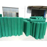 "Wholesale PVC Welded Wire Mesh Green,2""x2"",1""x1"" from china suppliers"