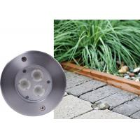 Wholesale Steel Recessed 12V 3w Mini Underground Light for Driveway / Square from china suppliers