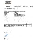 Foshan Hong Yang Plastic Co., Ltd. Certifications