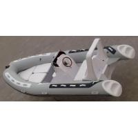 Wholesale Solid Inflatable Rib Boat Elegant Design 17 Ft Panga Style Boats With Canopy from china suppliers