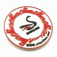 Wholesale Silicone Labels, Washable, Durable and Eco-friendly from china suppliers