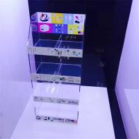 Wholesale New style acrylic customized acrylic  USB display box for car charger from china suppliers