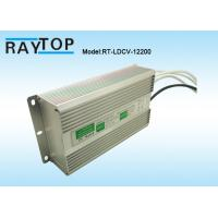 Wholesale AC 85 - 265V Input Constant Voltage LED Driver 12VDC Output High Power 200W IP67 from china suppliers