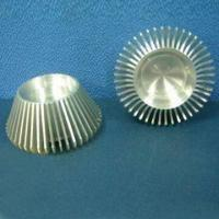 Buy cheap LED Heatsink, Made of Aluminum, Customized Specifications are Accepted from wholesalers