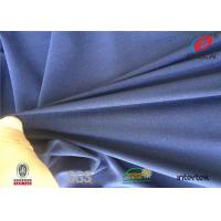 40D * 40D semi-dull solid color Polyester Spandex Fabric for Apparel