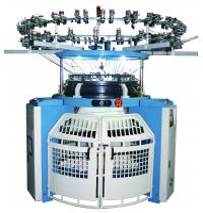 5.5KW Single Jersey Circular Knitting Machine 20'' - 46