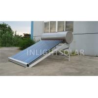 Wholesale 150L Aluminum support stainless steel low pressure solar water heater from china suppliers