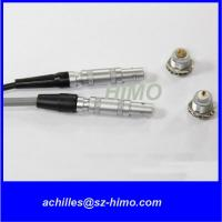 Wholesale alternative lemo 1S series locking coaxial connector from china suppliers