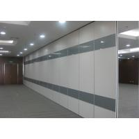 Wholesale Acoustic Movable Sliding Folding Partition Walls Fire and Sound Resistant from china suppliers