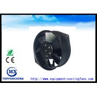 Wholesale Electric AC Brushless Fan  /  6 . 7 Inch Industrial 220v Cooling Fan 170mm X 55mm from china suppliers