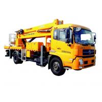 Wholesale 3 persons Operating Height 32m Boom Lift Truck XZJ5160JGK from china suppliers