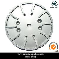 Wholesale EDCO terrazzo diamond floor grinding disc/ concrete floor grinding plate from china suppliers