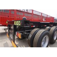 Wholesale 40ft container trailer price skeleton trailers for sale - CIMC from china suppliers