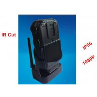 Wholesale Wireless Should Police Wearing Body Cameras , High Resolution Police Personal Camera from china suppliers