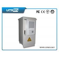 Wholesale 220V / 230V / 240VAC 50HZ / 60HZ 1KVA 2KVA 3 KVA Outdoor UPS System with Air Conditioner Cabinet from china suppliers