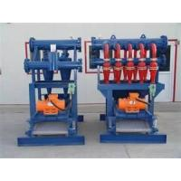 Wholesale 0.5 kW stable performance drilling desilter with large disposal capacity from china suppliers