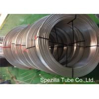 Wholesale ASTM A269 TP316L Annealed Stainless Steel Coil Tubing SS Seamless Pipes OD 1/4'' X 0.035'' from china suppliers